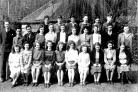 Brimscombe Polytechnic pupils is from the 1950s, when the school was based at the Thames and Severn Canal Headquarters