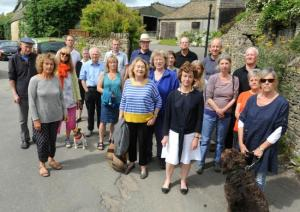 Stroud News and Journal: Community backlash after council gives green light for 16 new homes in hamlet near Horsley