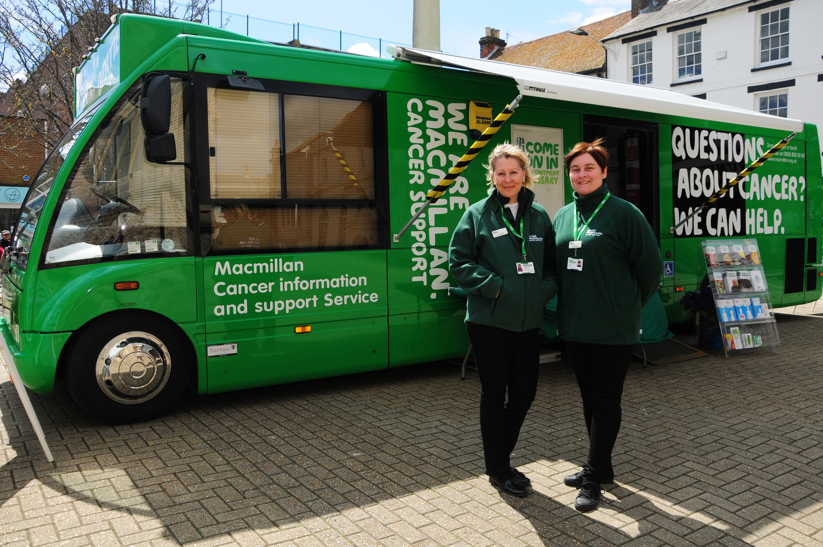 Macmillan Cancer Support Information Service in Bristol