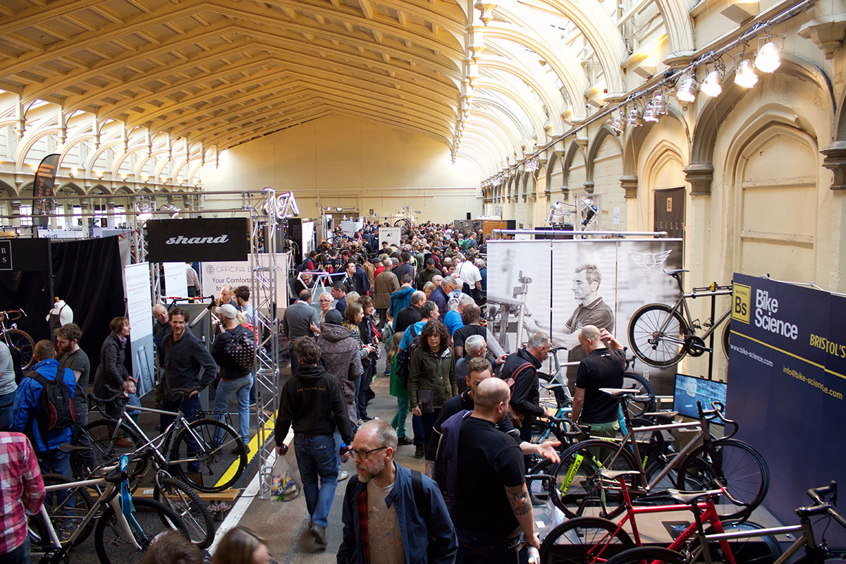 Bespoked - The UK Handmade Bicycle Show