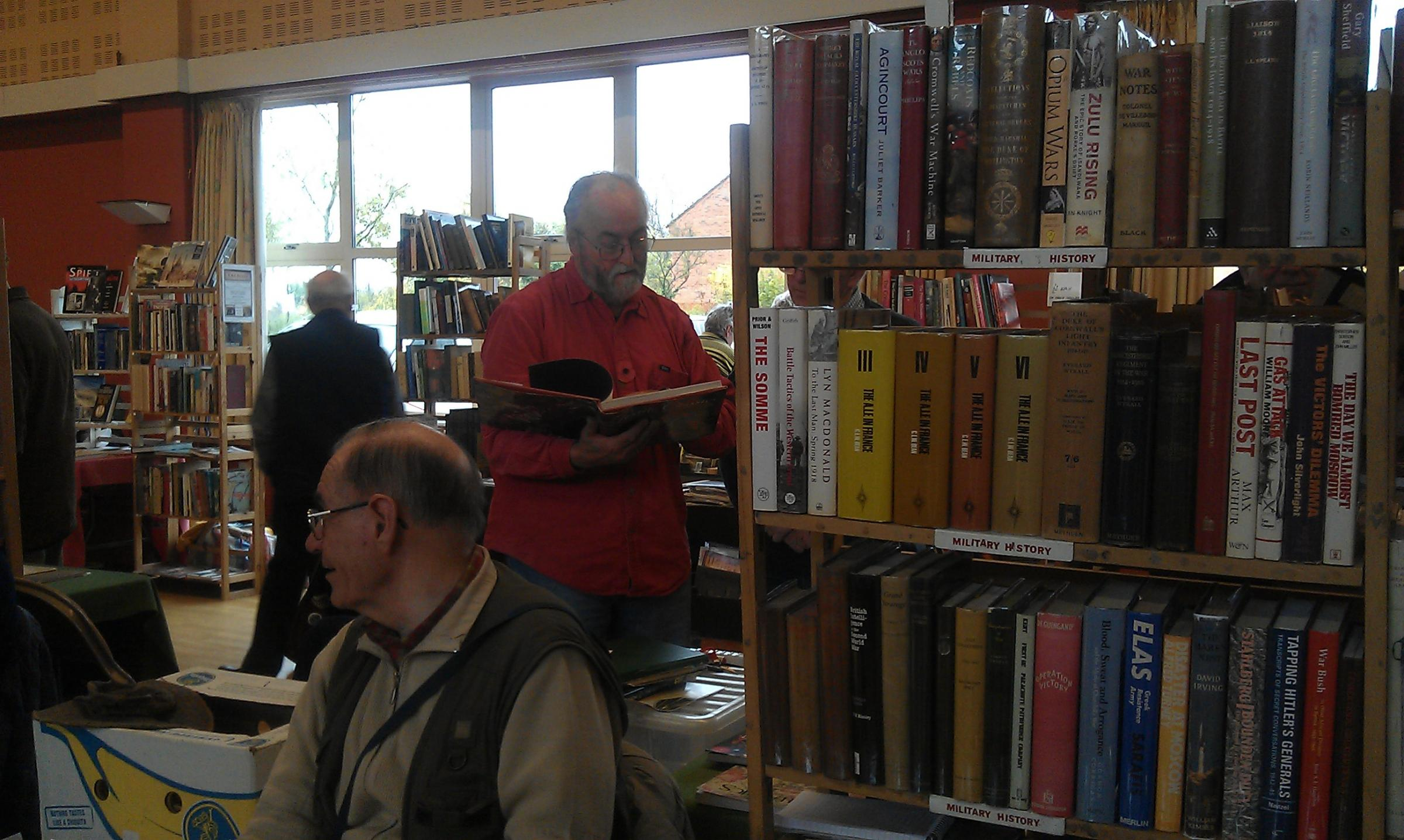 Churchdown Book Fair