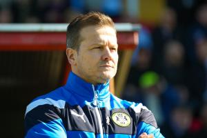 FGR boss Mark Cooper                             Pic: Pro Sports Images