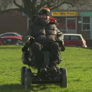 Stroud News and Journal: VIDEO: Max, 14, launches wheelchair fundraising campaign for paralysed Stroud man Neil Francis
