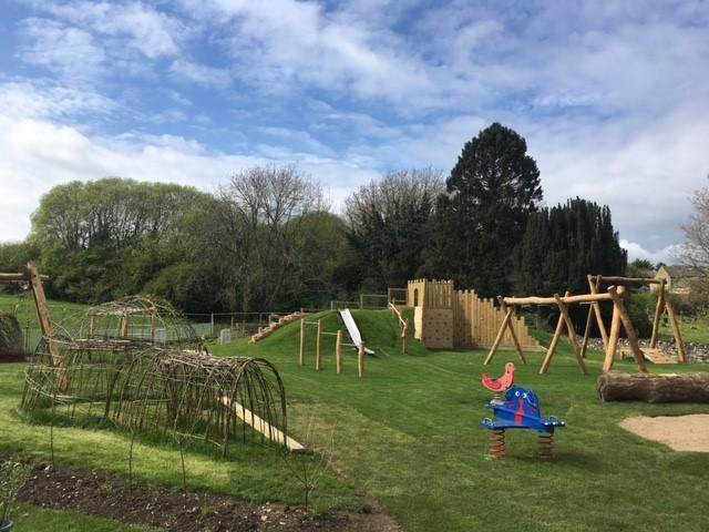 Horsley celebrating £55,000 play project completion with picnic this weekend