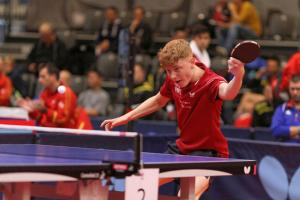 TABLE TENNIS: Stonehouse star Billy Shilton named in British squad for trip to Slovenia