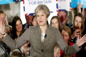 May urges Scottish voters to reject SNP after Corbyn slams her 'simple slogans'