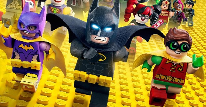 Family Film Lego Batman