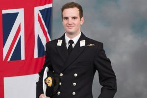 Tributes paid to 'brilliant' Navy Officer Chris Hemming from Nailsworth