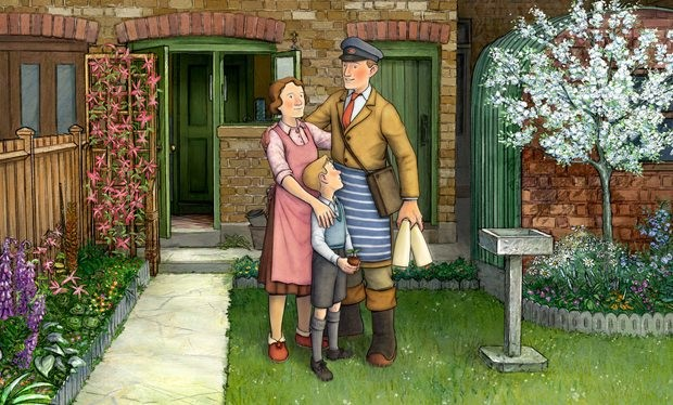 Family Film Friday - Ethel and Ernest