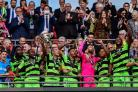 Forest Green Rovers play Barnet at home in first Football League match