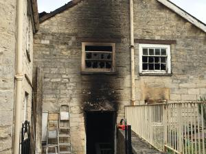 Stroud News and Journal: Salvation Army praises the community after arson attack on historic Stroud church