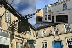 Stroud News and Journal: All change in Minchinhampton town centre as pub set to return, new owners needed for restaurant…