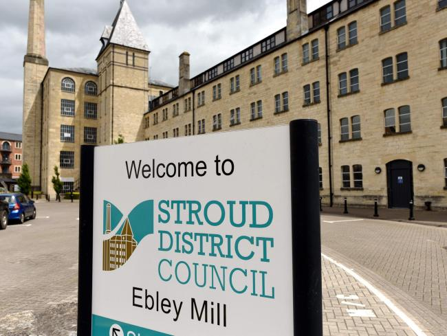 Stroud District Council could cut 20 per cent of staff over four years to prevent £3 million hole in budget