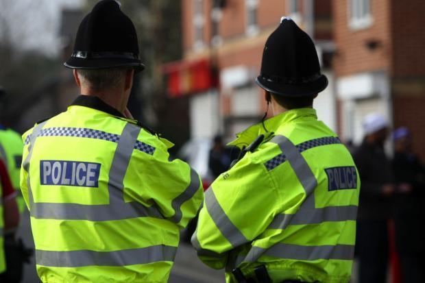 Cheltenham shopkeepers reported 30-40 males fighting in the streets