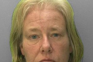 Lesley Robinson, 49, from Forest Green handed nine-month suspended jail term for scamming £8,000…