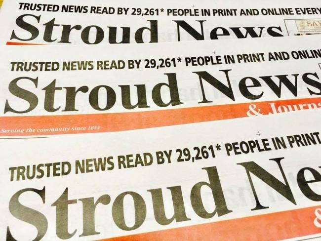 What you are saying on the Stroud News & Journal website