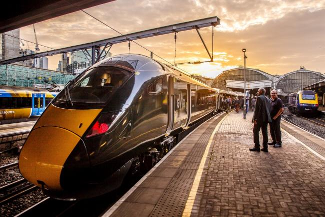 First new trains in a generation launched by GWR | Stroud