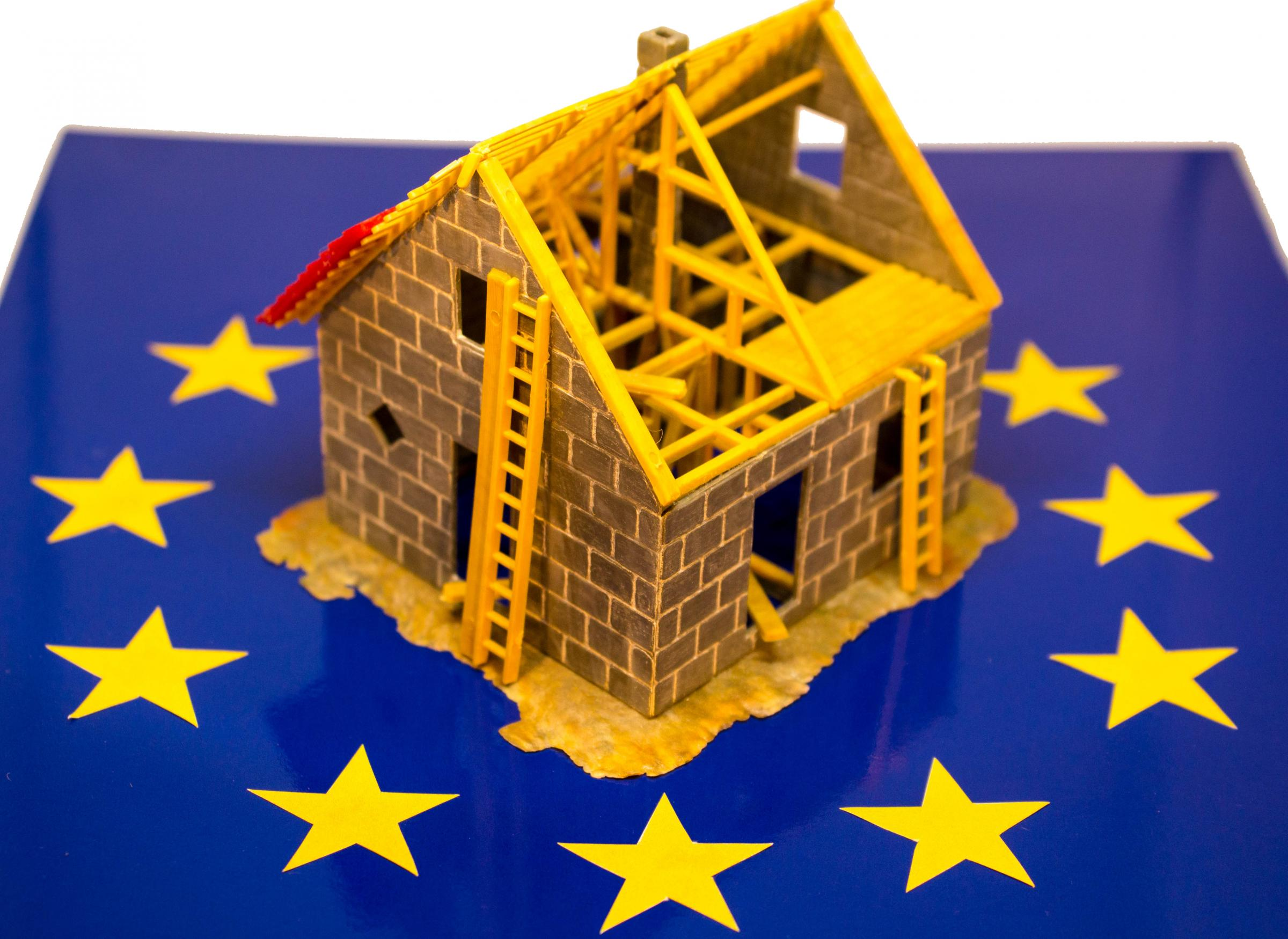 Concerns are rising for EU workers in the building trade