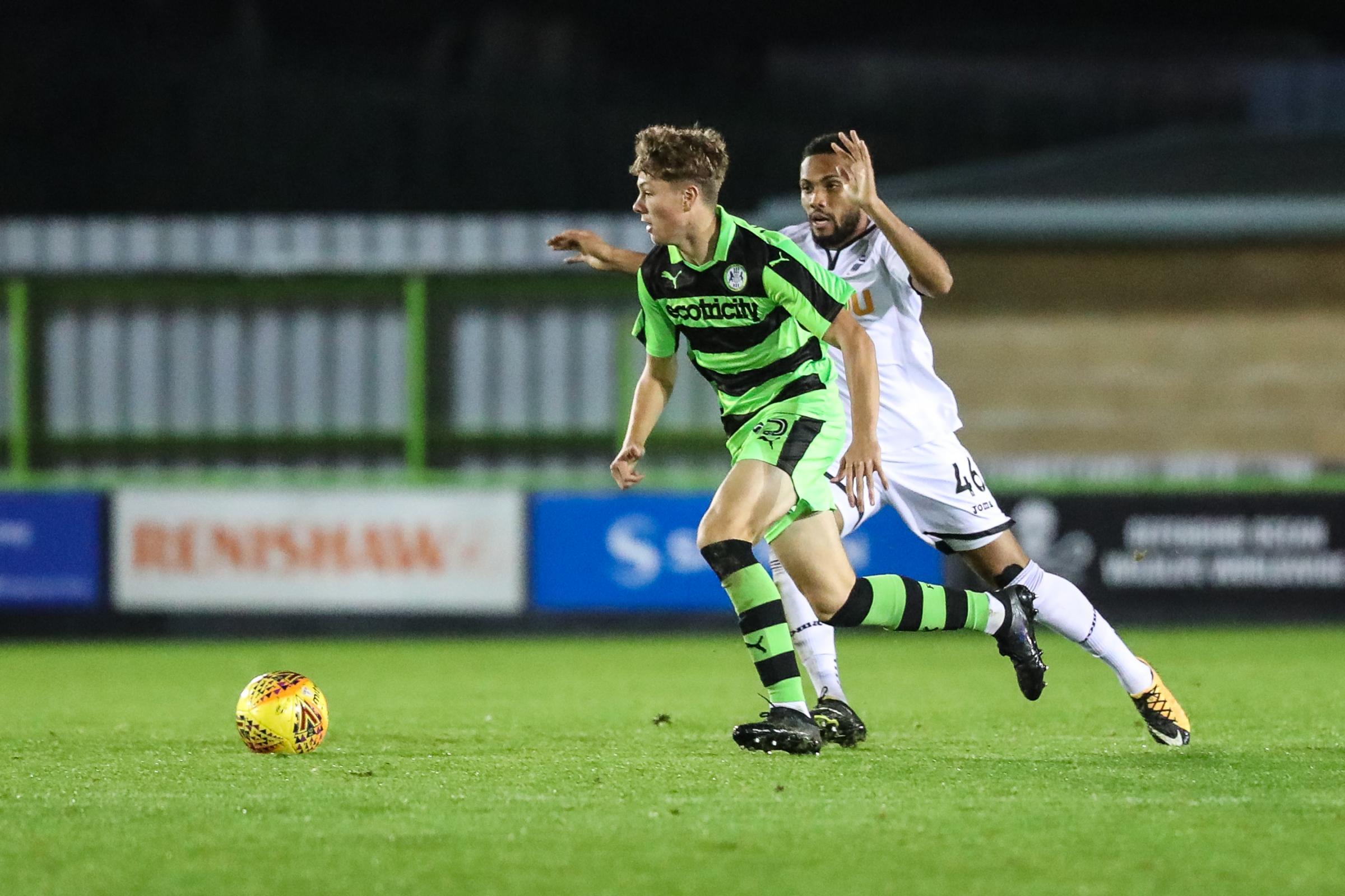 695e96b57c701e FA Youth Cup  Bristol Rovers beat Forest Green in penalty shoot-out. By  Ashley Loveridge AshLoveridgeSNJ Sports editor. Jordan Stevens scored from  ...