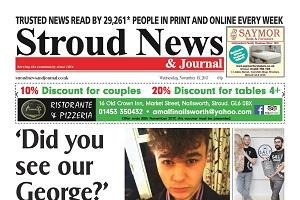 This week's front page - Family of George Holloway issue plea for information about his last…