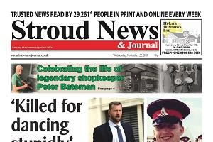 This week's front page - Soldier Jack Mitchell killed for 'dancing stupidly' at The Warehouse…