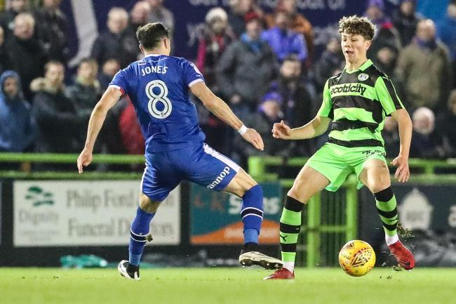 FORMER Forest Green midfielder Jordan Stevens has been charged by the FA with a breach of betting rules