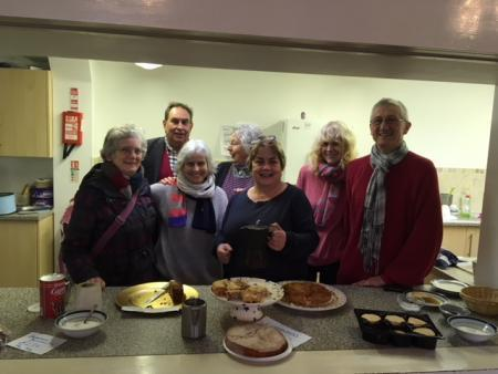 Stroud Catholic Church raise money for Rohinga Refugees in Bangladesh.