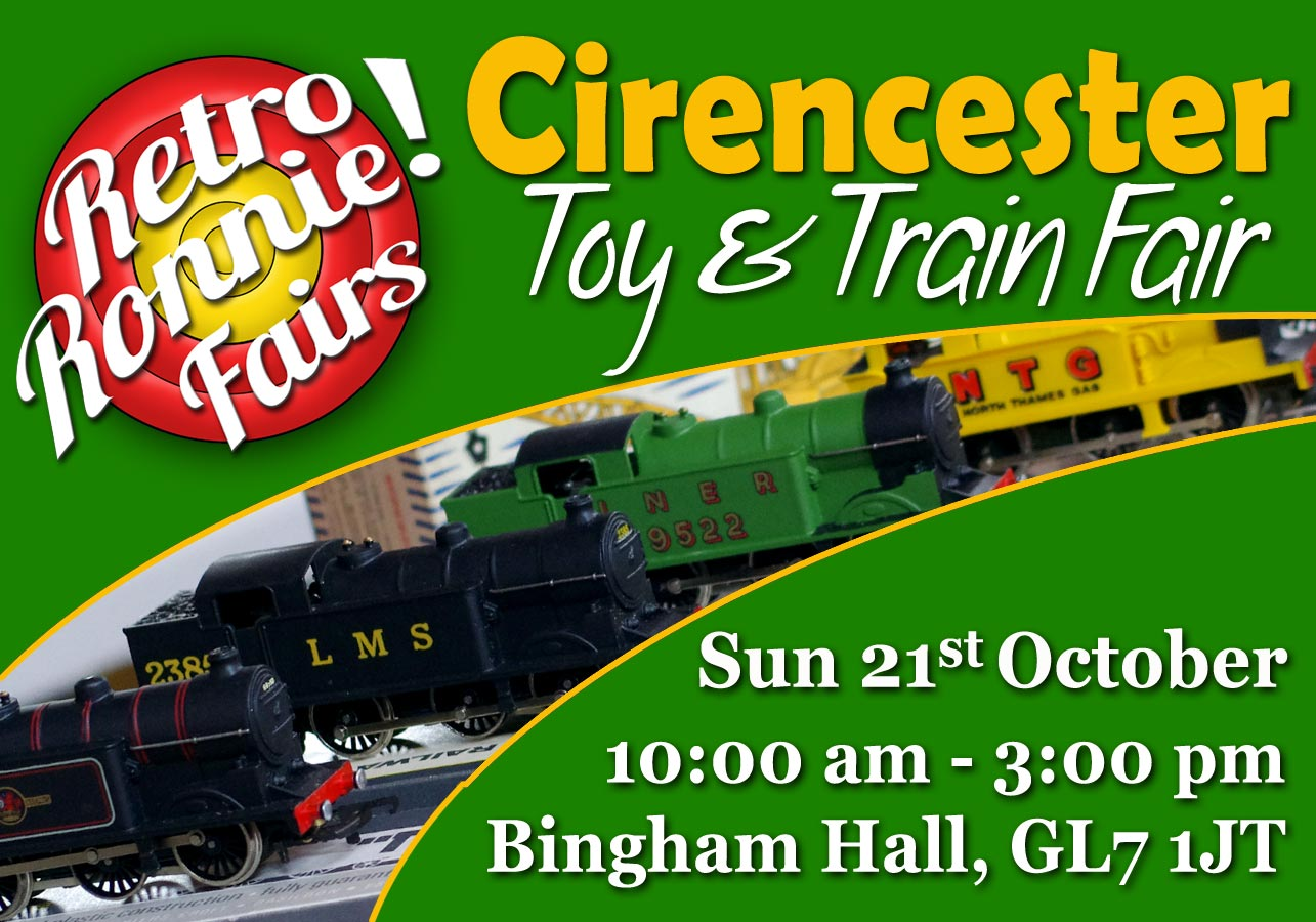 Cirencester Toy & Train Fair