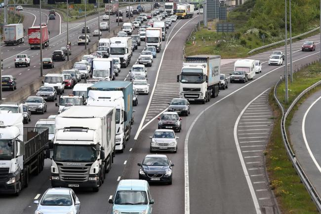 TRAFFIC: M5 closed in both directions after 'serious incident' near Taunton