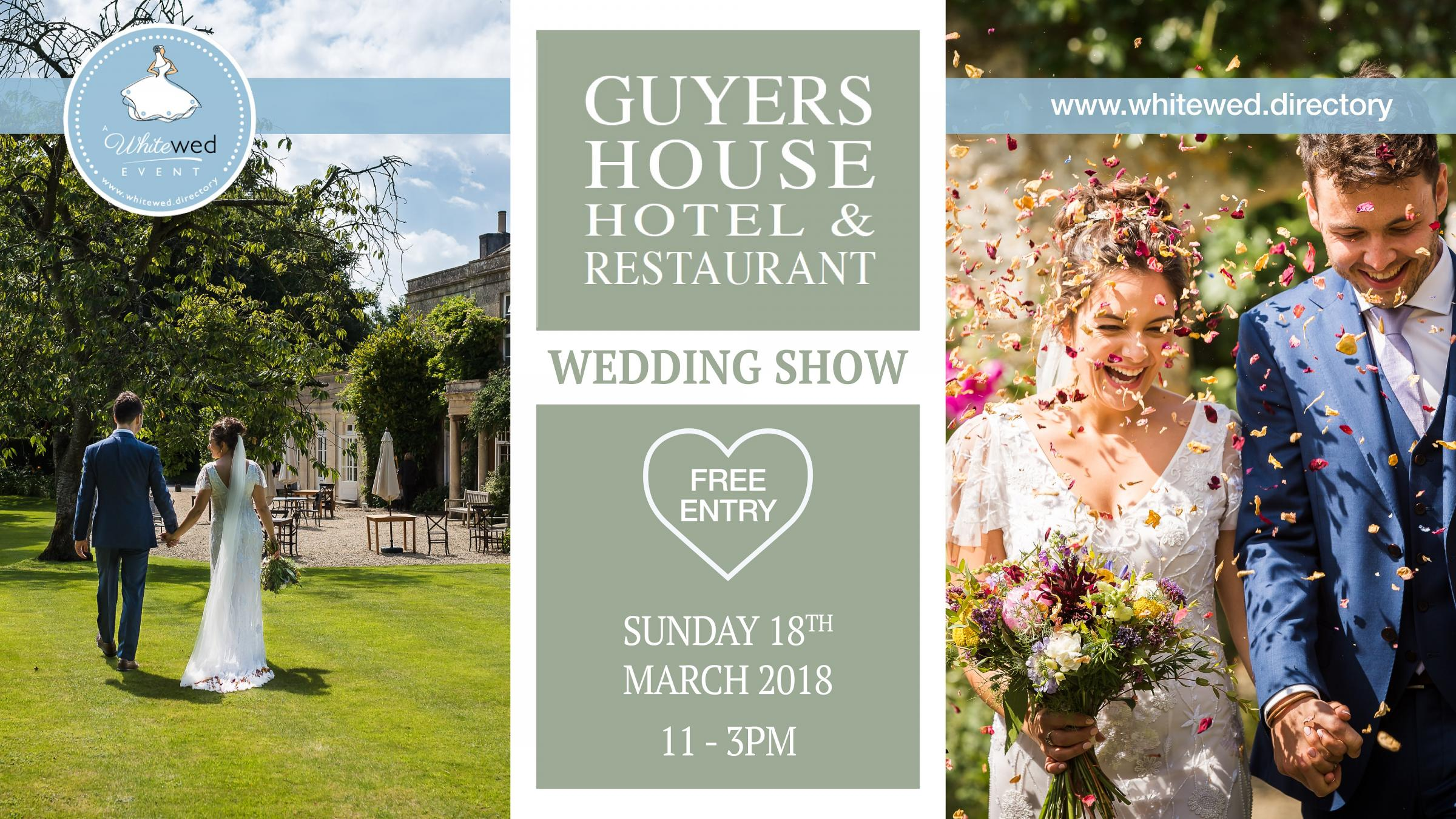 The Guyers House Wedding Show