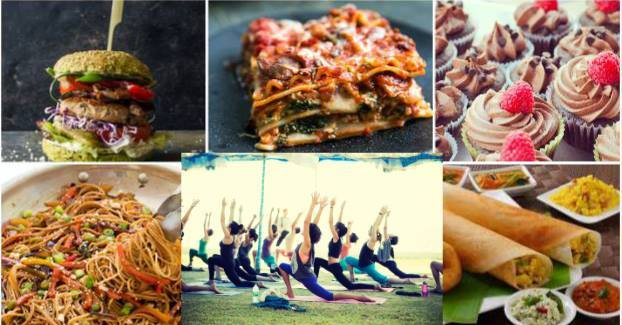 Stroud Yoga and Vegan Food Festival