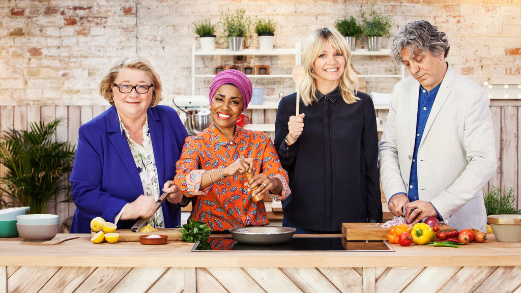 BBC2's Big Family Cooking Showdown are looking for new families who may be interested in taking part