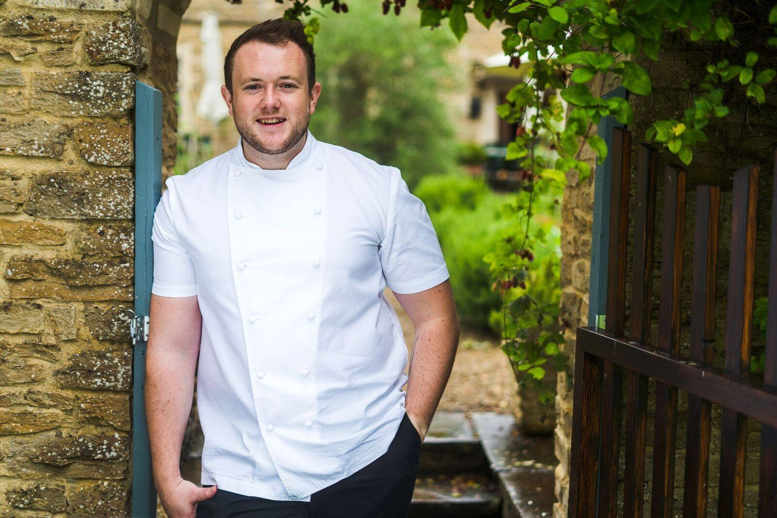 Niall Keating Executive Chef - Whatley Manor