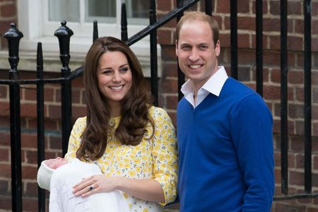 The royal couple have welcomed a third child to their family, the boy was born at 11am today