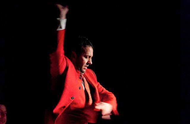 Renowned flamenco dancer Felipe de Algeciras will be performing at Star Anise in Stroud next week