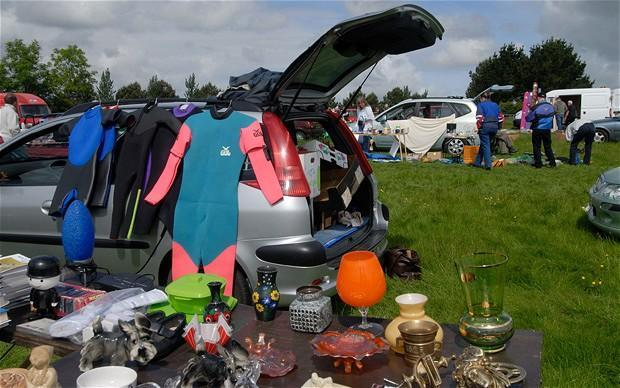 Dursley car boot sale will take place this Saturday