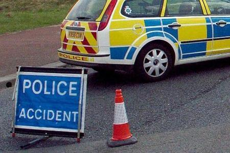 Serious accident on A38 near Whitminster