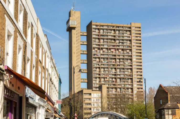 Talk in Stroud to detail story of UK high-rises
