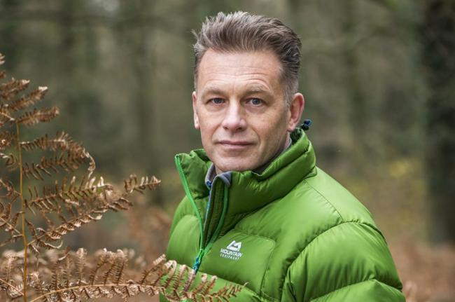 Chris Packham is coming to Stroud for two talks in July
