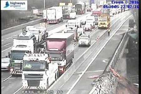 Library image of M5 traffic