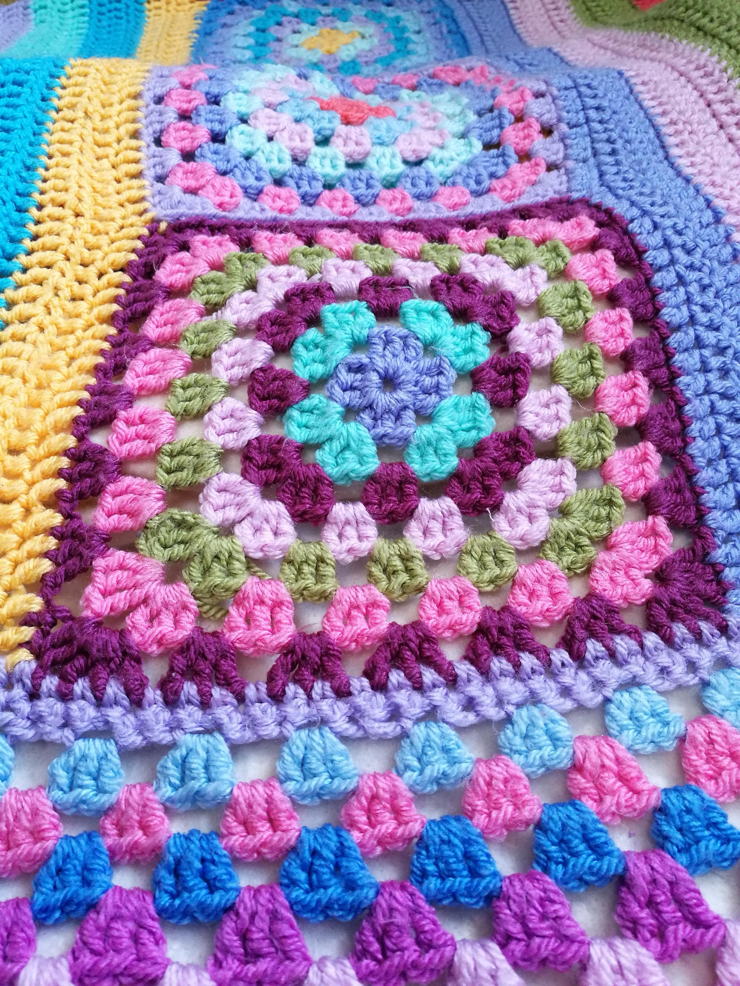Get your Granny on! Crochet for Beginners with Jacqui Harding