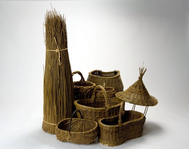 Willow Basket Weaving with Susan Early