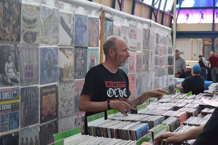 Rockaway Records Cirencester Record and CD Fair