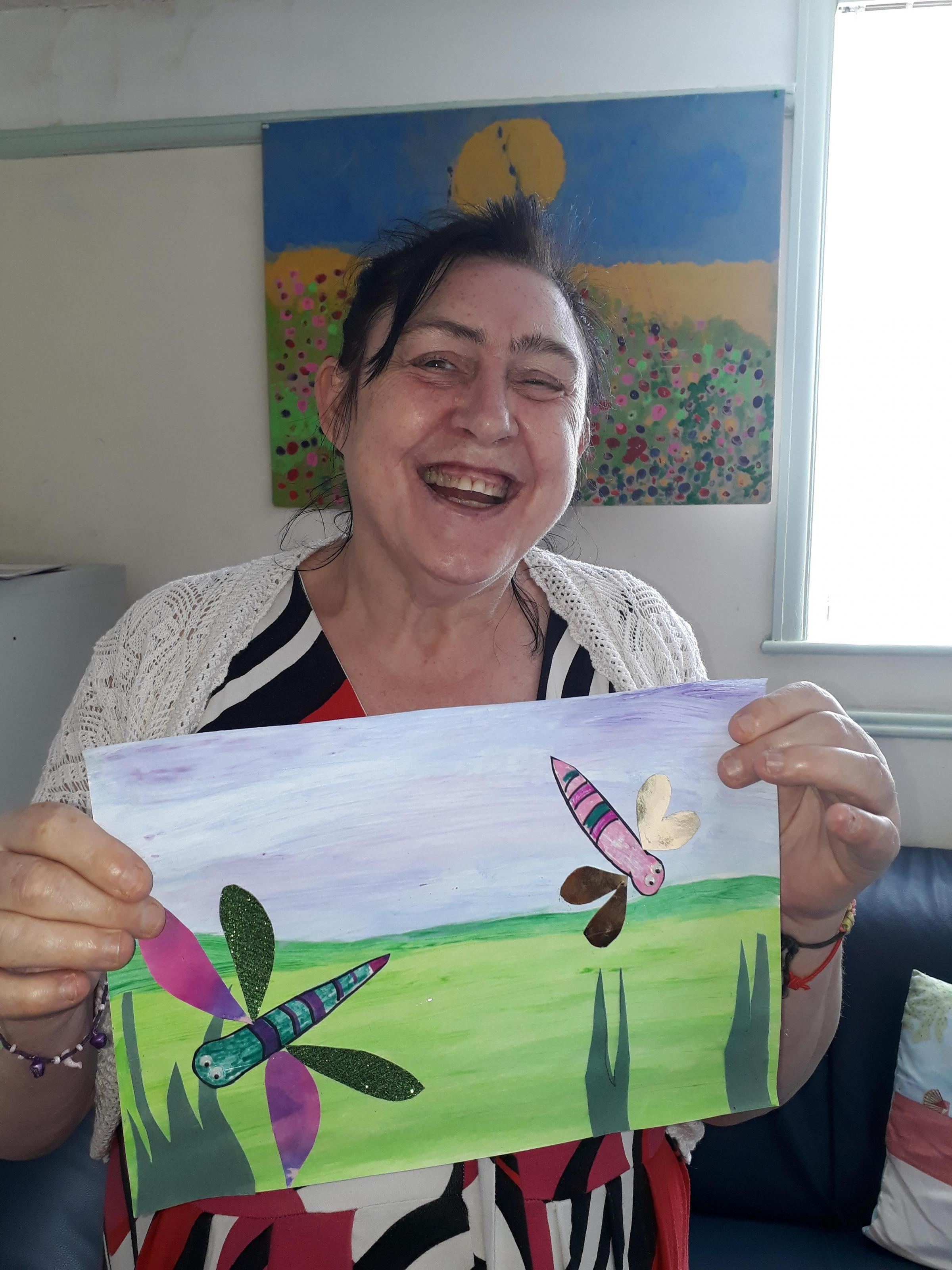 Summery art class for adults with learning disabilities to launch in Stroud