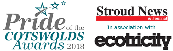 Stroud News and Journal: Stroud News & Journal Pride Of Cotswolds Awards 2018 in association with Ecotricity