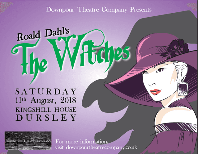 Outdoor Theatre - Roald Dahl's 'The Witches'