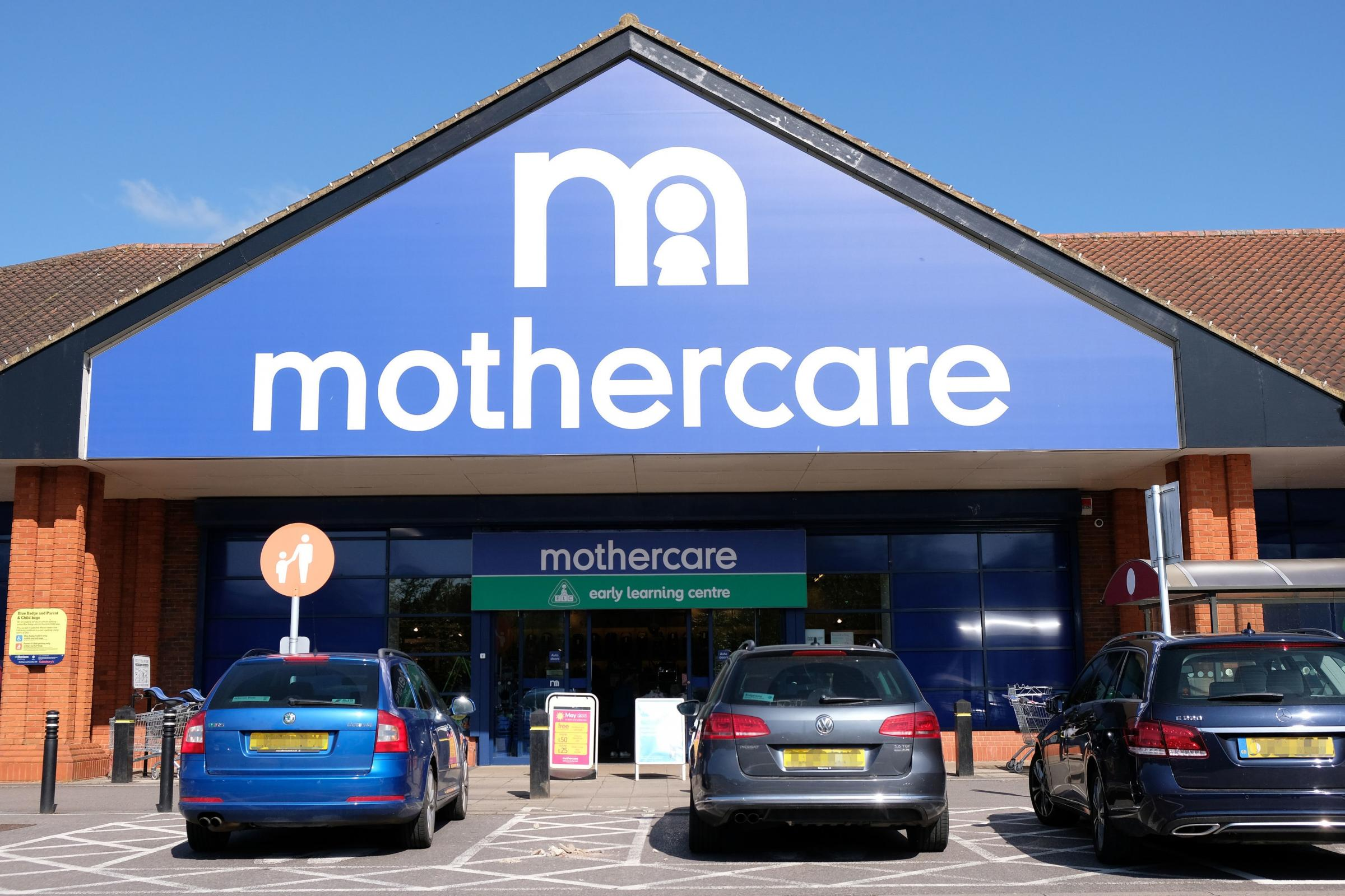 Mothercare has been closing stores to save money (Andrew Matthews/PA)