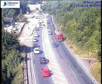 Picture from HIghways England