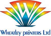 Stroud News and Journal: Wheatley Printers Stroud - logo