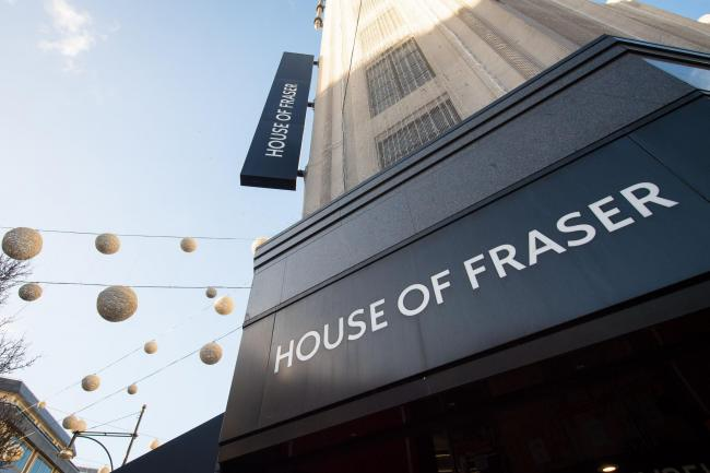 House Of Fraser Bought By Mike Ashleys Sports Direct Stroud News